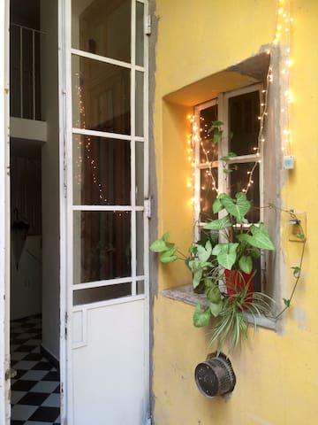 Habitación privada - Buenos Aires - Dům