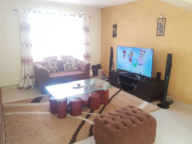 Comfortable Home For Stay In Syokimau