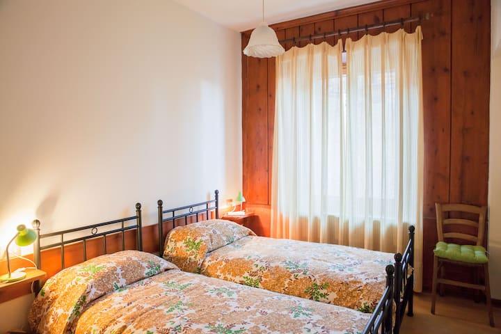 Camera accogliente nelle Dolomiti - Falcade Alto - Apartemen