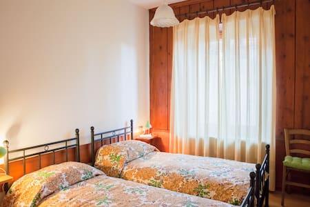 Camera accogliente nelle Dolomiti - Falcade Alto