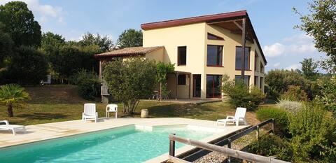 Villa d'architecte Coste Vert