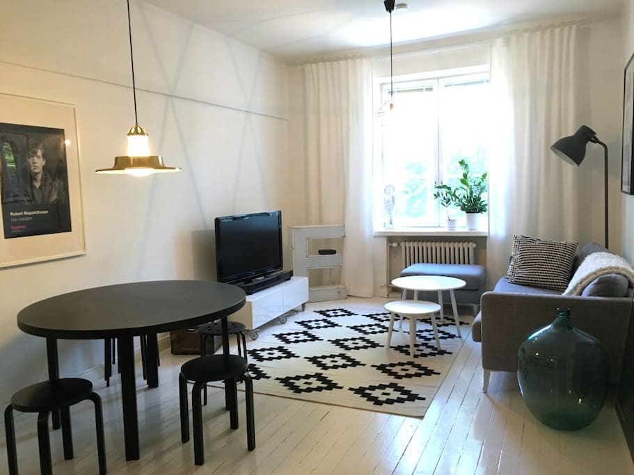 Trendy apartment with excellent location apartments for rent in helsinki f - Matelas dunlopillo trendy room 24 ...