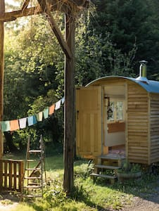 Tranquil, cosy, rural shepherds hut - Wigmore - Hut - 2