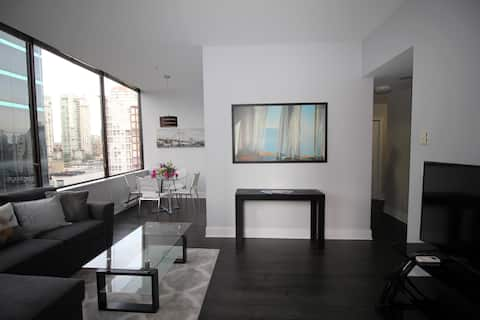 Granville District  1 Bed + 1 Bath + 1 Parking