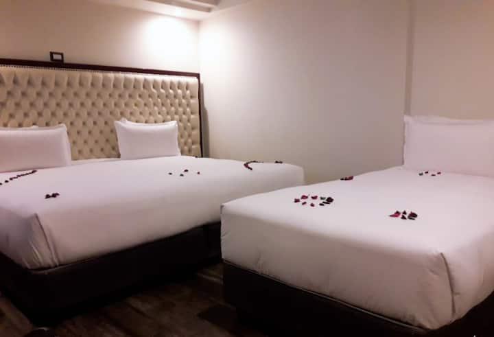 Matrimonial King & Extra Bed - Jaya Machupicchu