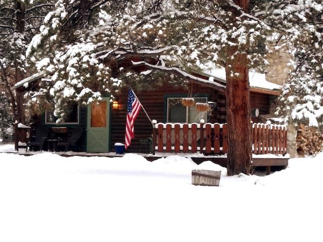 Creek Cabin near Mt. Princeton is a Sweet Spot!
