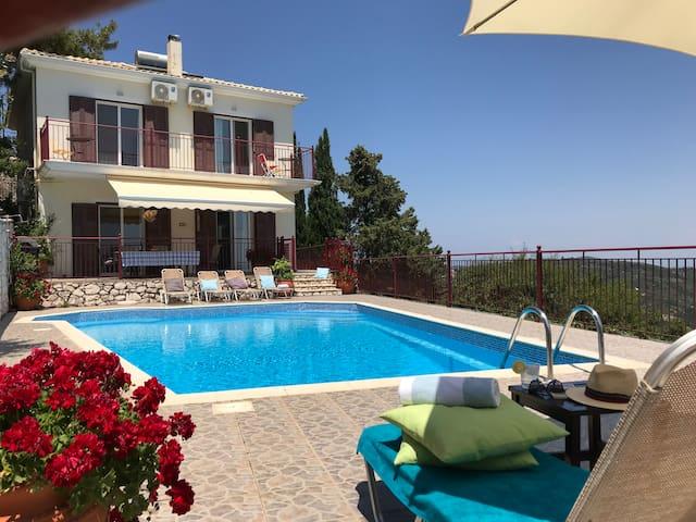 Guidebook for Villa Mystiko Lefkada