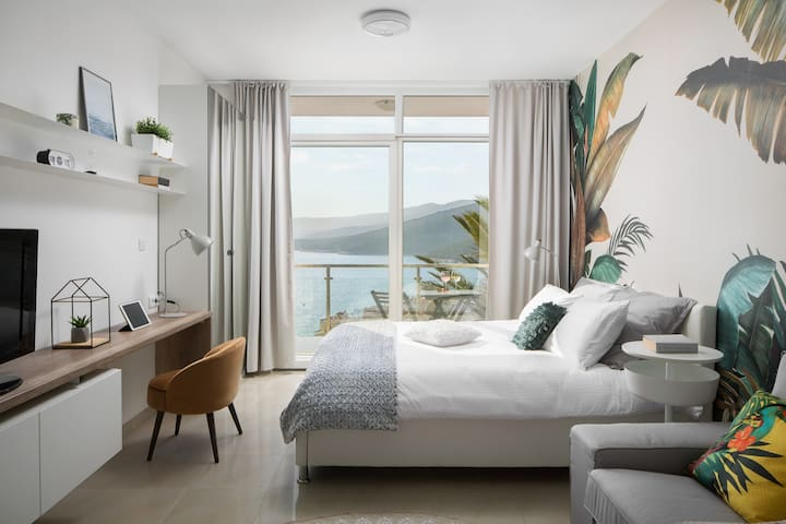Small app with a big view - redecorated