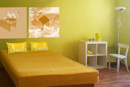 yellow room - Appartement