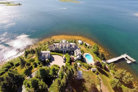 One-of-a-kind Oceanfront Estate - Chester