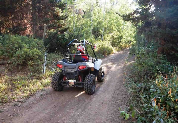 Webbers Motel on ATV Trails