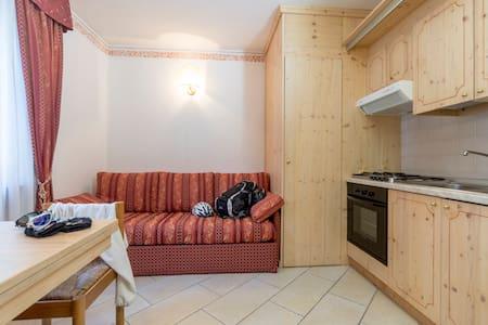 Family apartment in Comano Terme - Ponte Arche