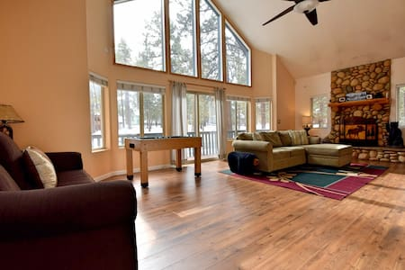 Forest Hollow: Close to the Lake! Hiking! WiFi! - Lac Big Bear