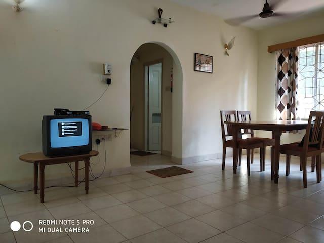 Emida Holiday Apts Calangute- Two bedroom (NonAC).