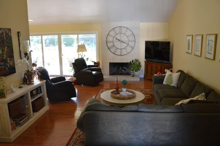 Comfortable home in San Dimas, Ca - San Dimas - บ้าน