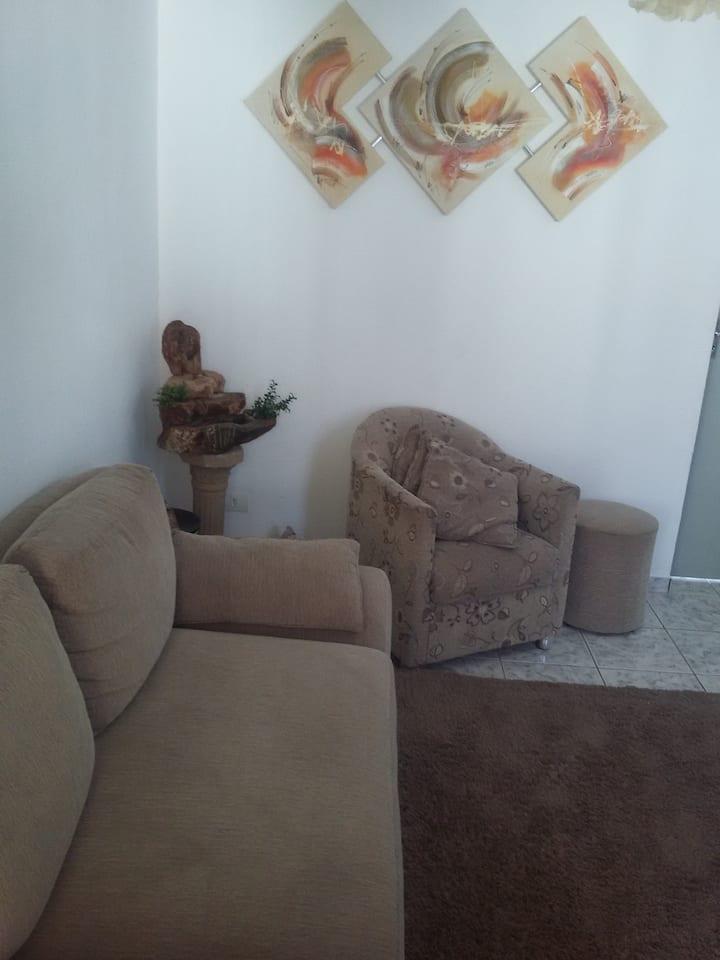 Hostel em Francisco Morato - Quarto Cama Solteiro
