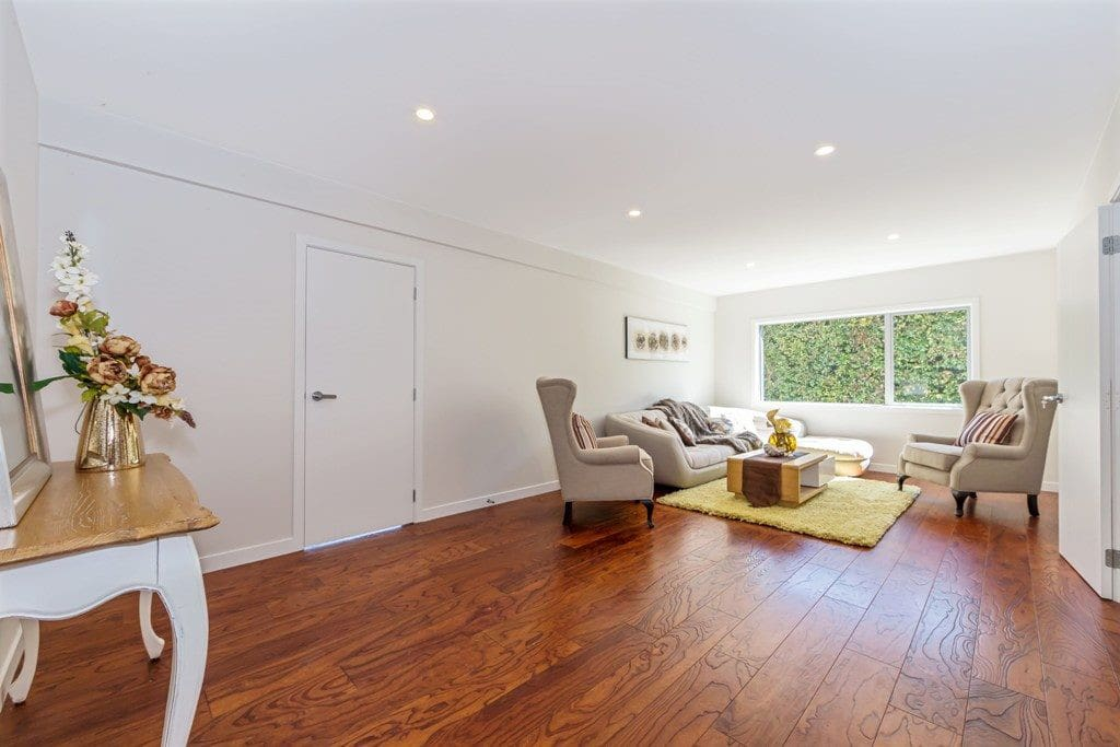 Spacious living room just outside your bedroom, offer by request POA