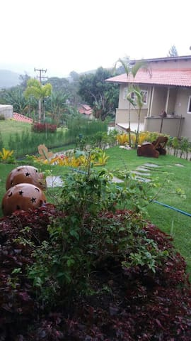 Apartamento para temporada em Guaramiranga