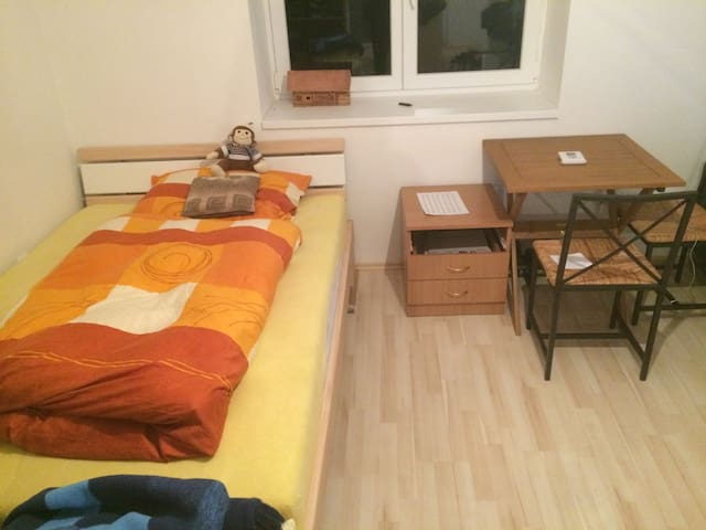 House in the village :) 2 rooms