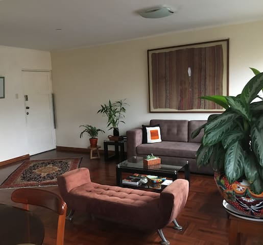 Miraflores - Double room in cozzy aparment