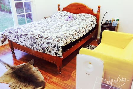 BoxHill华人区,独立房间,Queen size bed! - Box Hill North
