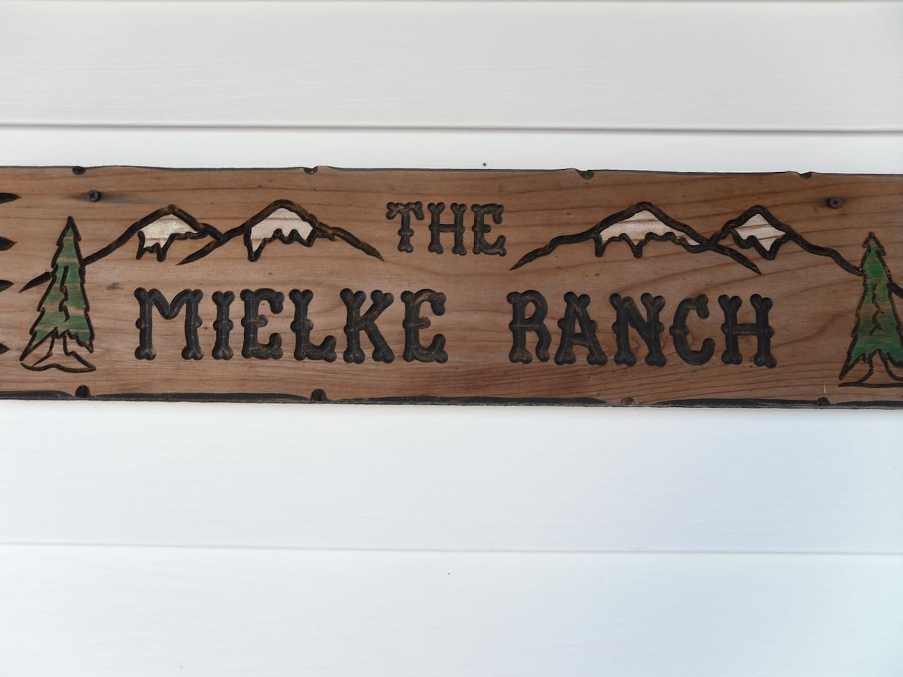 You are always welcome here on our ranch