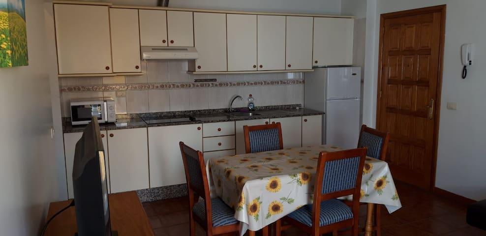 Alquiler apartamento vacaciones Tenerife Sur