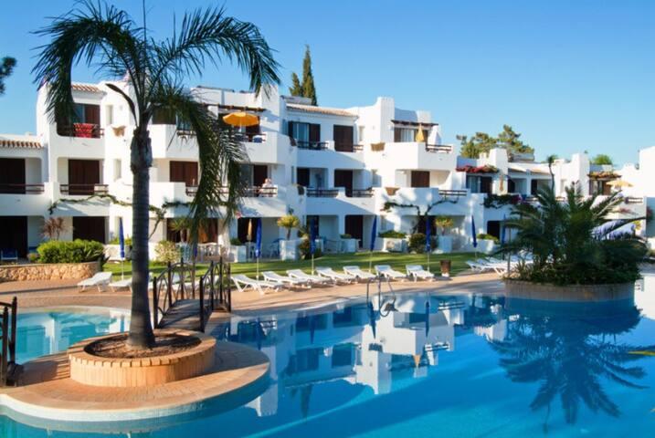 T1 set in Balaia Golf Village Resort 4 stars - Albufeira - Byt