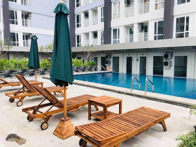 Studio Apartment in the Heart of Yogyakarta
