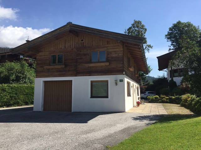2 bed house, stunning view mountain - Ellmau - Hus