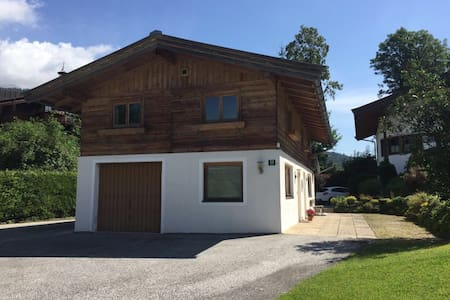2 bed house, stunning view mountain - Ellmau - Huis