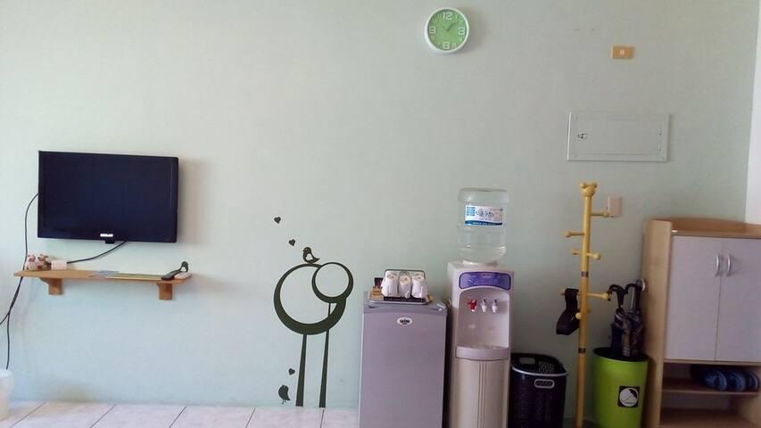 市區四人套房 - Hualien City - Apto. en complejo residencial