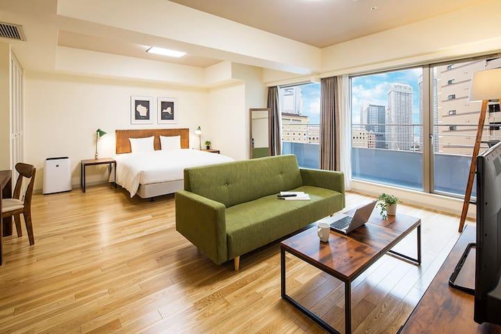 Amazing flat in Tokyo