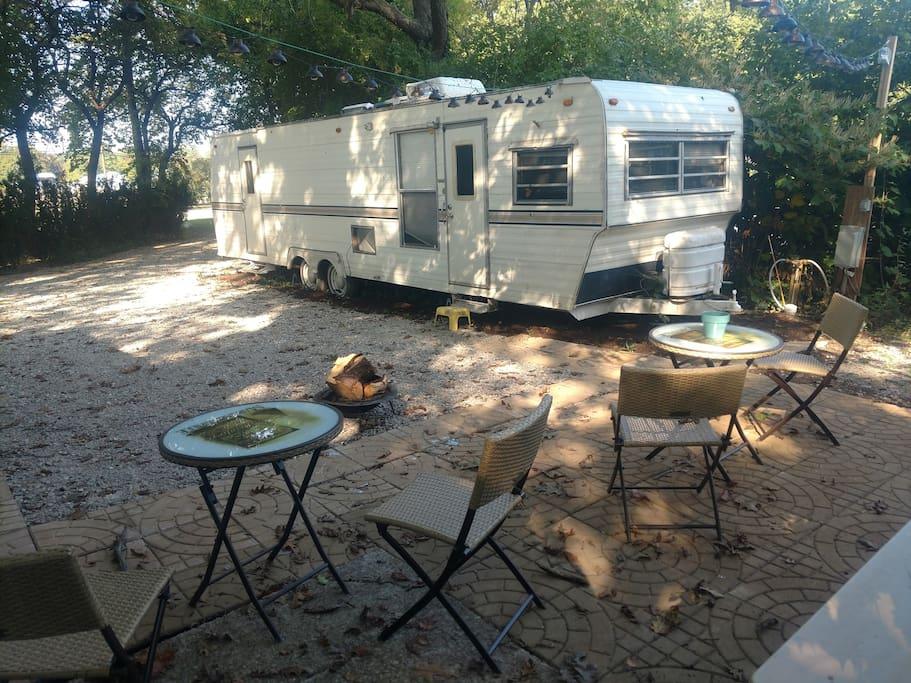 1984 Impala Camper and Patio