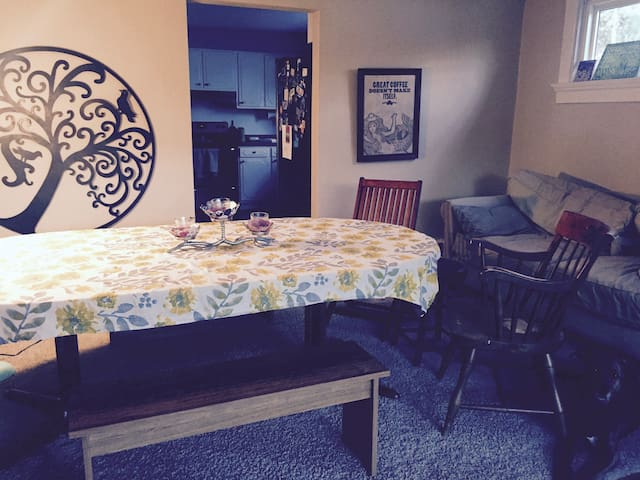 Comfy, welcoming space in Oakwood - Dayton - Talo