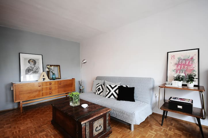 nice apartment on Wola - Warsaw - Apartment