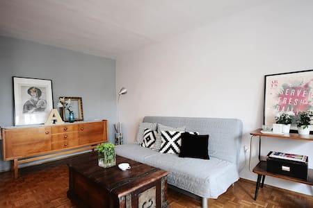 nice apartment on Wola - Warschau - Wohnung