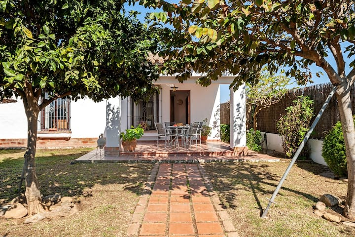 Charming Home with Wi-Fi, Terrace & Garden