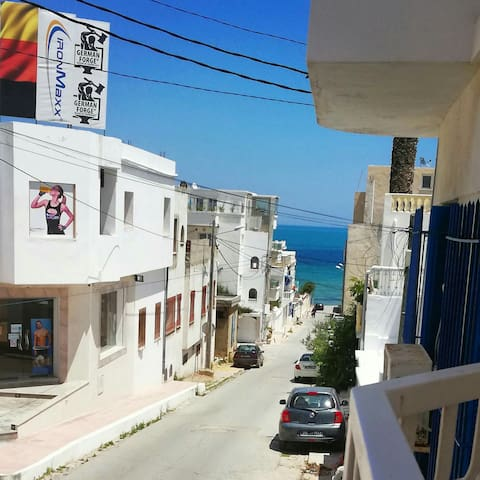 Sea View in la Marsa beach!