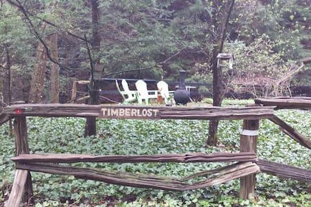 Timberlost Cabin - Cabin