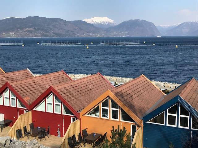 Skånevik Fjord Cabins (4)