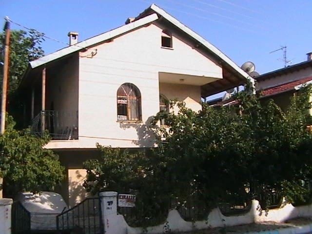 Izmir Ozderede Bahceli 3+1 Dubleks - Menderes - Apartamento