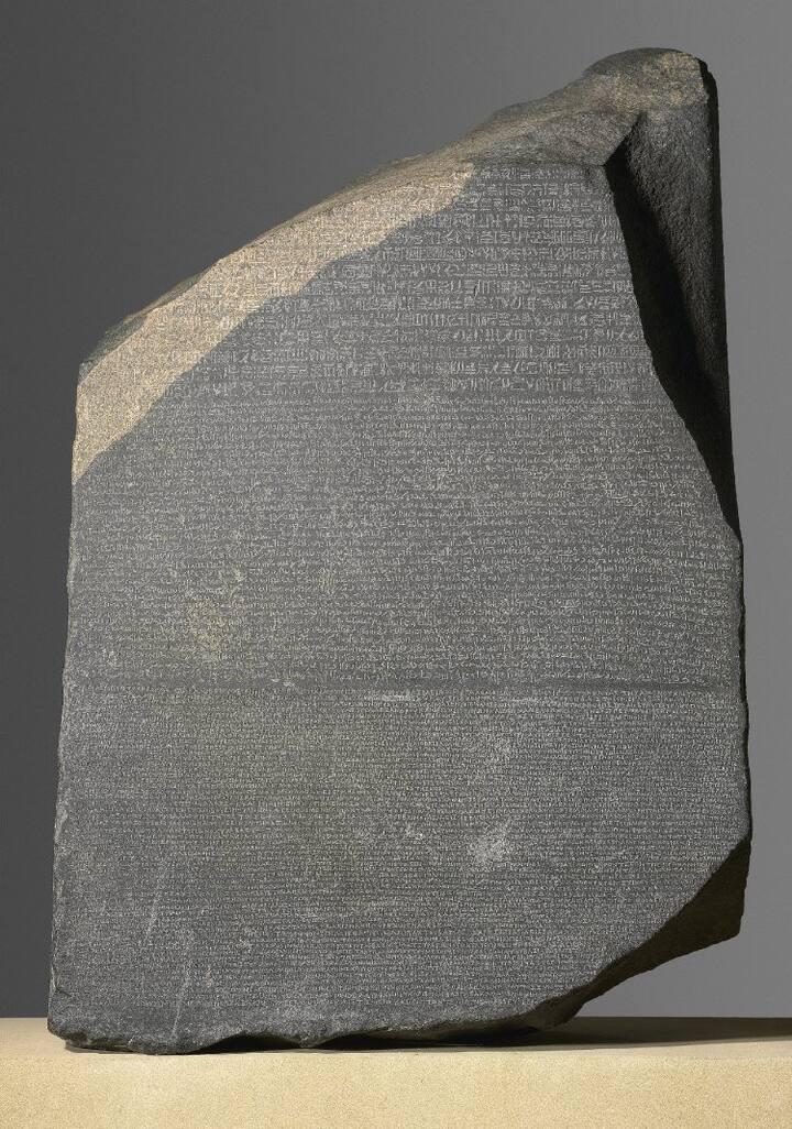 罗塞塔石碑