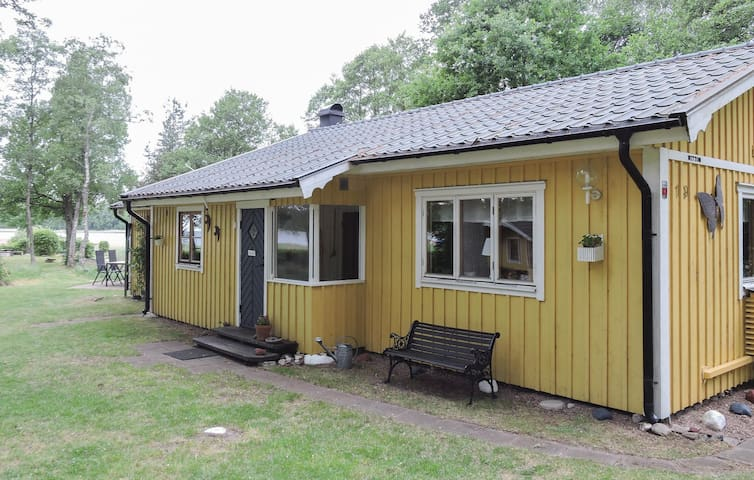 Holiday cottage with 2 bedrooms on 70m² in Bolmstad