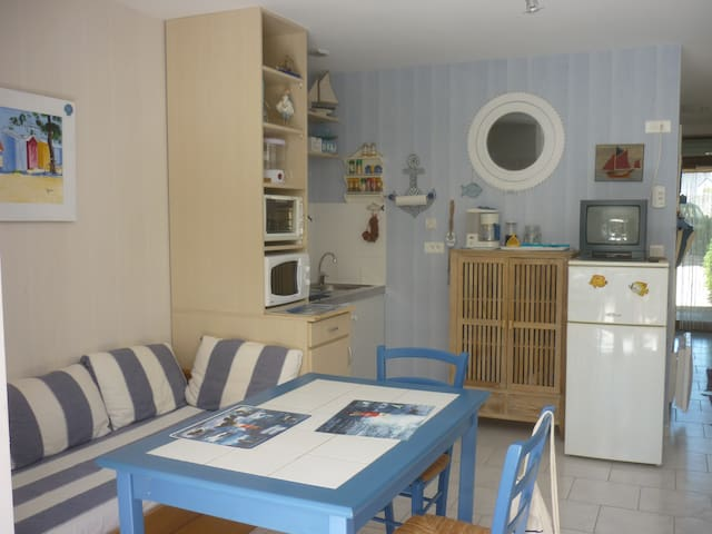 Appartement privé en bord de mer - La Turballe - Appartement