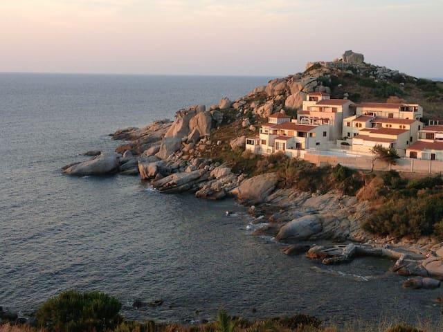 Central, beautifully sea located Calvi apartment - Calvi