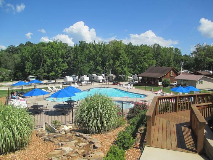 Buchanan Resort Motel Room