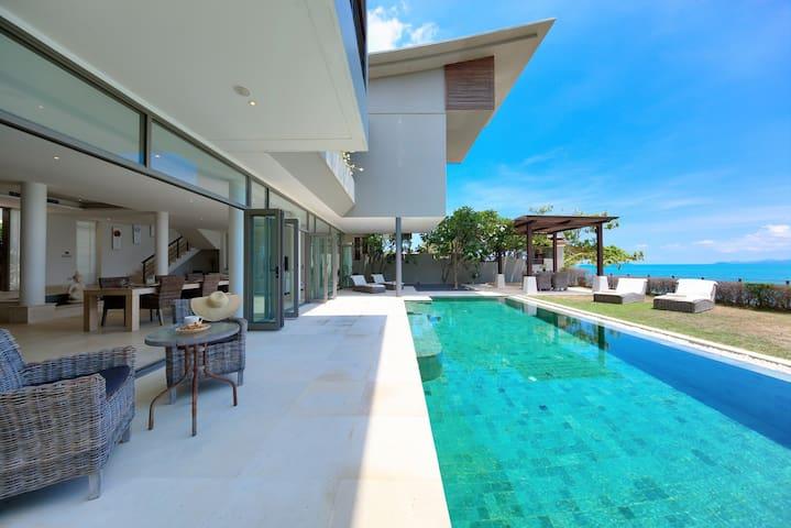 Villa Mae Nam - 4 Bed Beach Villa - Ko Samui