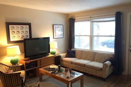 Comfortable Rambler near St Paul Historic District - Saint Paul - Ev