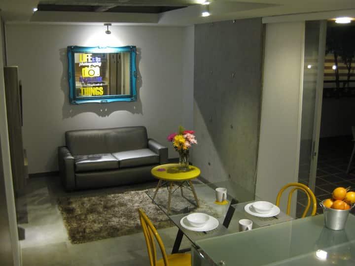 Apartamento 1 alcoba sobre la milla de oro  Ibagué